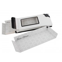 TURL BLANCA NEGRA (stamping  personalizado opcional)
